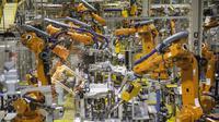 Jaguar Land Rover (JLR), perusahaan otomotif asal Inggris, sedang mempertimbangkan untuk membangun pabrik baru di Amerika Utara (Foto: autoblog.com)