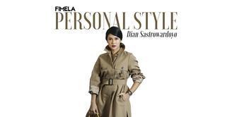 Personal Style Dian Sastrowardoyo