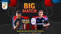 Liga 2 : Martapura Dewa United vs RANS Cilegon FC