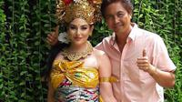 Berikut keseruan Putri Arab saat menikmati spa dan mengenakan busana tradisional Bali.