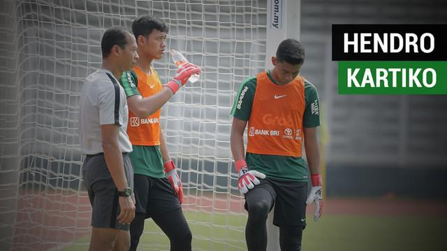 Berita video legenda Hendro Kartiko berbagi ilmu kepada para kiper yang sedang menjalani seleksi untuk skuat Timnas Indonesia U-22.