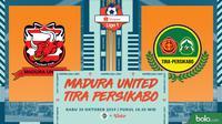 Shopee Liga 1 - Madura United Vs Tira Persikabo (Bola.com/Adreanus Titus)