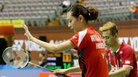 Riky Widianto/Gloria Emanuelle Widjaja sukses melaju ke perempat final Taiwan Terbuka Grand Prix Gold 2016. (PBSI)