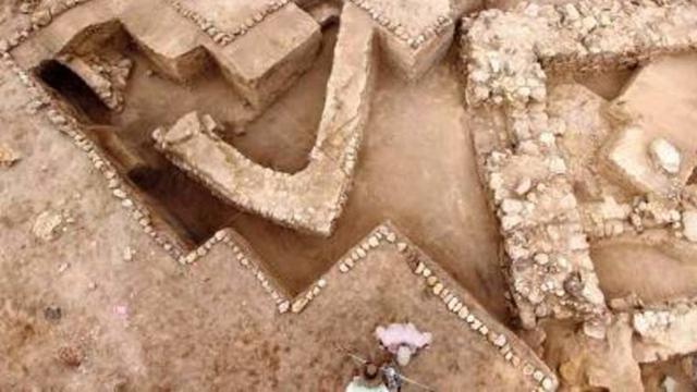Situs kuno yang diduga kota maksiat Sodom (Facebook.com/Tall el Hammam)