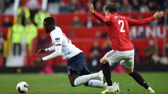 Roy Keane Jijik Menyaksikan Pemain Manchester United dan Liverpool Saling Berpelukan