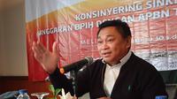 Direktur Pelayanan Haji Dalam Negeri Muhajirin Yanis. Dok MCH