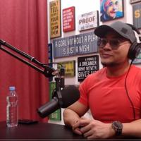 Studio Podcasr Deddy Corbuzier. foto: Youtube 'Deddy Corbuzier'