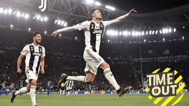 Berita video Time Out yang membahas para pesepak bola bernomor punggung 7 terbaik di dunia, salah satunya Cristiano Ronaldo.