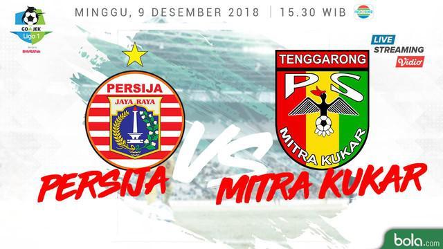 Persija Jakarta memiliki dua peluang emas pada babak pertama kala menghadapi Mitra Kukar.