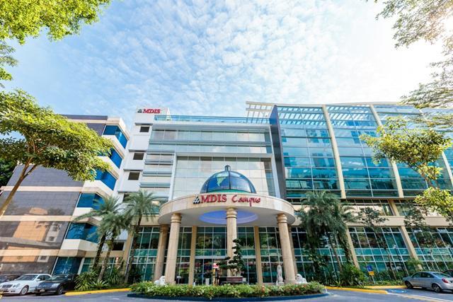 Kampus MDIS di Singapura/copyright mdis.edu.sg