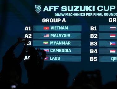 Undian Piala AFF 2018