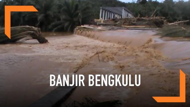 Musibah banjir dan longsor di sejumlah daerah di Provinsi Bengkulu memakan banyak korban. Minggu (28/4) Badan Nasional Penanggulangan Bencana atau BNPB merilis jumlah korban tewas akibat bencana ini mencapai 17 orang.