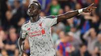 6. Sadio Mane (Liverpool) - 4 Gol. (AFP/Glyn Kirk)