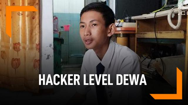 3 Hacker Remaja Level Dewa Asal Indonesia