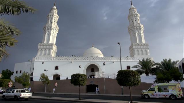 Secangkir Kahwa Di Masjid Dua Kiblat Haji Liputan6 Com