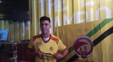 Sriwijaya FC Akan Tambah Pemain Jelang Bursa Transfer Liga 1 Ditutup