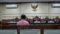 Dahlan Iskan mengaku berhasil melewati masa kritis akibat ancaman penyakit lupus yang menjangkiti dirinya. (Liputan6.com/Dian Kurniawan)