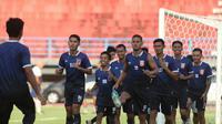 Skuat Borneo FC saat berlatih. (Dok. Borneo FC)