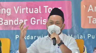Bupati Gresik Fandi Akhmad Yani (Dian Kurniawan/Liputan6.com)
