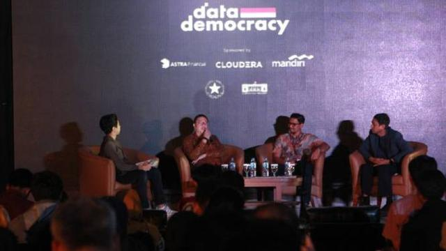 Data Democracy Day. Dok: IYKRA