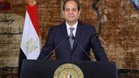 Presiden Mesir Abdel Fattah el-Sisi (AFP Photo)