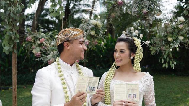Selamat Raisa Resmi Menikah Dengan Hamish Daud Showbiz Liputan6 Com