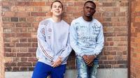 OMI dan Felix Jaehn (Foto: Instagram/omi)