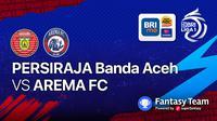 Arema FC Vs Persiraja Banda Aceh