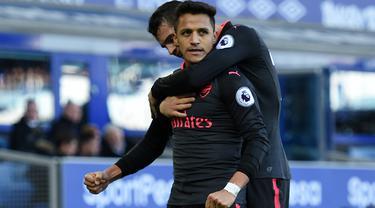 Pencetak Gol Kemenangan, Arsenal, Tottenham, Alexis Sanchez