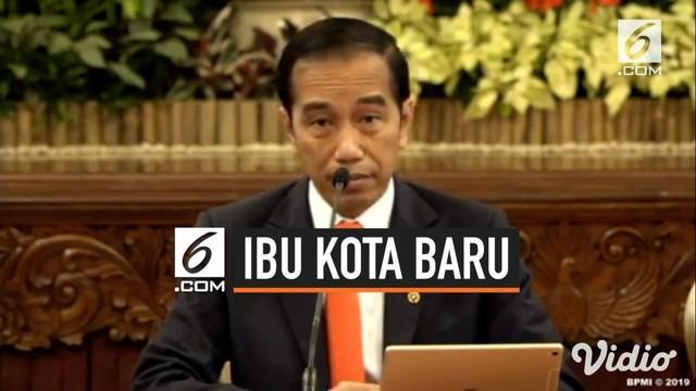 Teka-teki di mana lokasi Ibu Kota baru Republik Indonesia akhirnya terjawab. Presiden Jokowi mengumumkan, lokasi Ibu Kota baru berada di Kalimantan Timur.