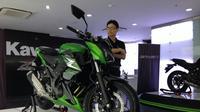 Kawasaki Z250 2017 bakal meluncur di India 22 April (Foto:Indianautosblog)