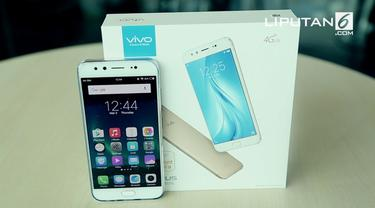 Unboxing Vivo V5 Plus