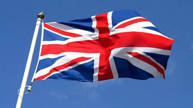 Hasil gambar untuk foto bendera gedung pemerintahan inggris