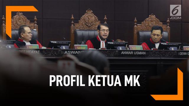 Profil Ketua MK Jelang Sidang Sengketa Pilpres