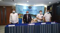 BPH Migas bersama dengan PT Pertamina dan PT Telkom Indonesia meluncurkan platform digitalisasi SPBU guna memonitor dan mengawasi distribusi Jenis BBM Tertentu (JBT).