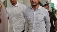 Sidang Putusan Marcello Tahitoe di PN Selatan (Adrian Putra/bintang.com)