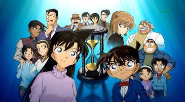 Anime Baru Detective Conan Dirilis Bersama Manga Volume 86