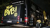 Pelaku bom bus Borussia Dortmund, Sergei V, menyesali perbuatannya dan terancam hukuman penjara seumur hidup. (dok. Sky Sports)