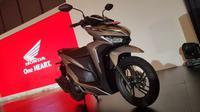 Honda Vario 150. (Herdi/Liputan6.com)
