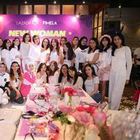 Digelar di White Elephant, Kota Kasablanka Mall, Lazada x Fimela sajikan talkshow inspiratif untuk Sahabat Fimela. (Fotografer: Adrian Putra/FIMELA.com)