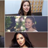 Afgan pernah berduet dengan 5 penyanyi wanita cantik ini. Paling cocok dengan yang mana? (Dok Bintang.com)