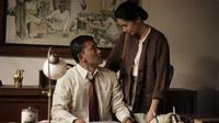 Rio Dewanto & Laura Basuki dalam film Love & Faith