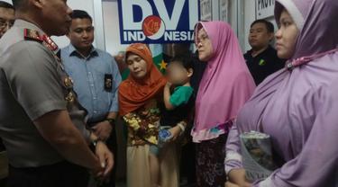 Sumpah Keluarga Usai Temui Pembunuh Sopir Taksi Online Palembang