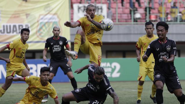 Bhayangkara FC Vs PSIS Semarang