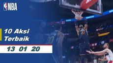 Berita Video 10 Aksi Terbaik NBA 13 Desember 2020