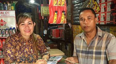 Miranda Arisona Sirumapea adalah Relationship Manager (RM) Kredit PT Bank Rakyat Indonesia Tbk (BRI) Kantor Cabang Palangkaraya, Kalimantan Tengah