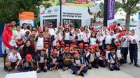 Dalam mendukung Asian Para Games 2018, PT Bank Negara Indonesia, Tbk (BNI) mengadakan berbagai kegiatan menarik dan seru bagi banyak kalangan dan pengunjung di booth BNI