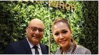 Irwan Mussry dan Maia Estianty (Instagram/Bintang Pictures)
