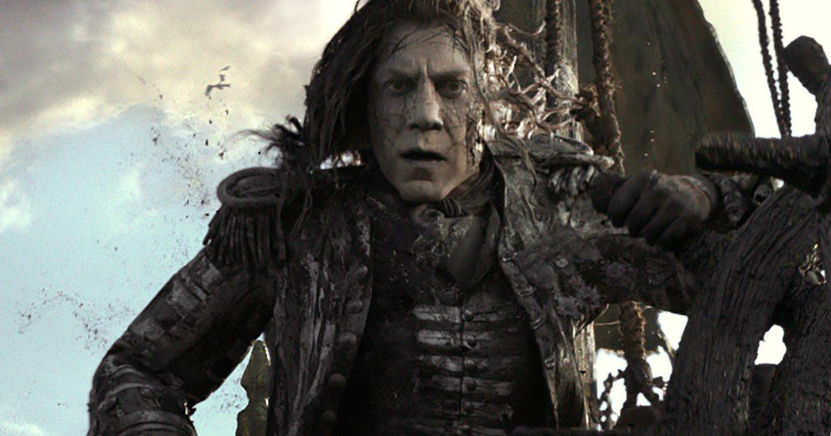 Pirates of the Caribbean: Salazar's Revenge atau Pirates of the Caribbean: Dead Men Tell No Tales. (Walt Disney Pictures)