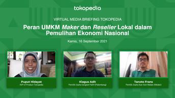 Wahai UMKM, Simak Tips Berjualan Online di Platform Digital